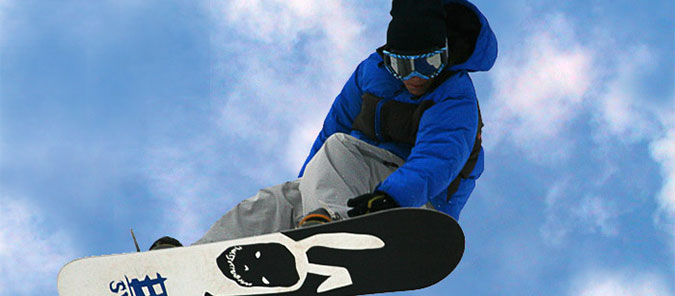 Good Indoor Snowboard Storage Ideas