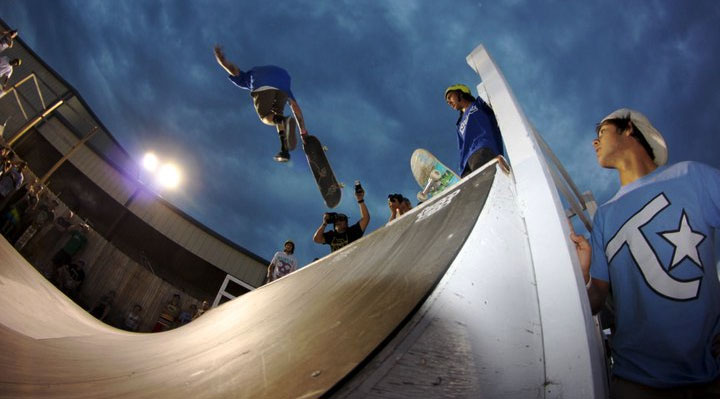 Texas Ski Ranch skate park
