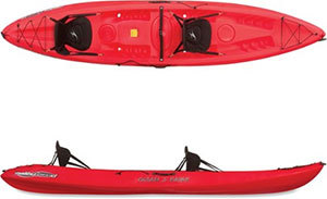 Ocean Kayak Malibu Two XL Sit-On-Top Kayak