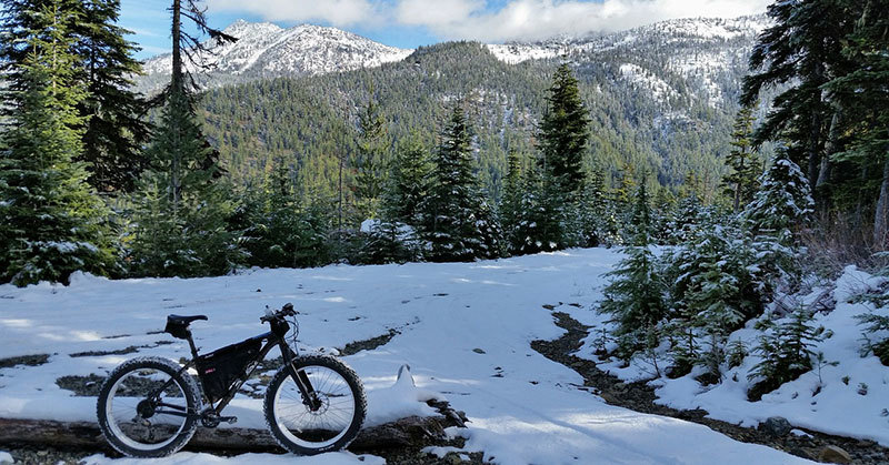What To Wear To Stay Warm Winter Mountain Biking
