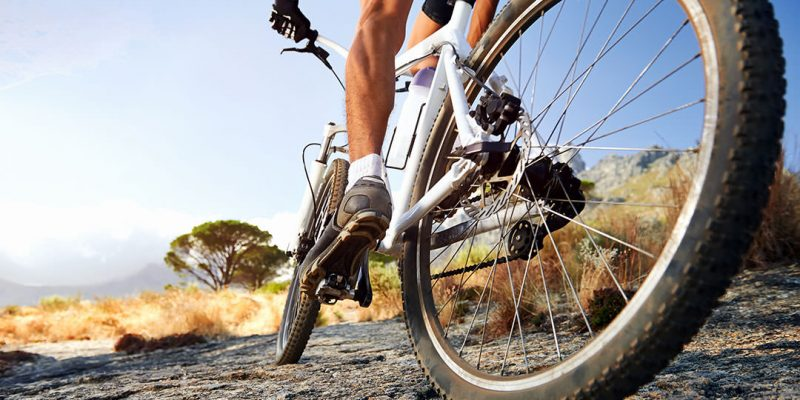 Don't Go Mountain Biking Without The Right Shoes