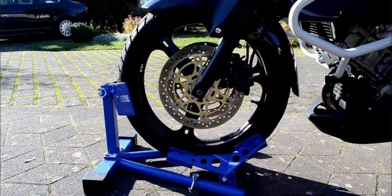 Secure Your Ride With A Good Motorcycle Wheel Chock