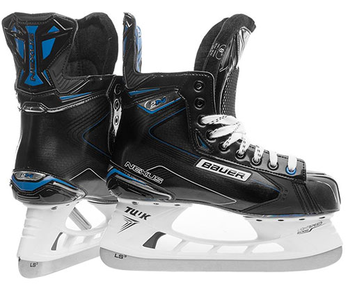 BAUER NEXUS 2N ICE HOCKEY SKATES